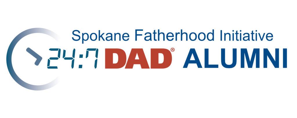 24-7 Dad Alumni logo